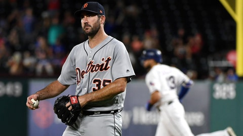 Tigers Fall to Rangers in Road Trip Opener