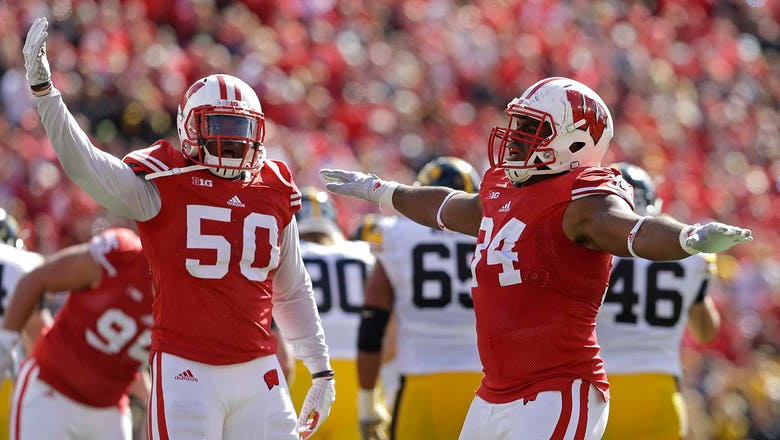 With injury behind him, Badgers' Orr to help fill void left by Cichy