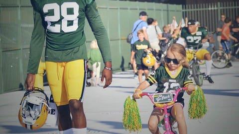 Josh Hawkins, Packers cornerback