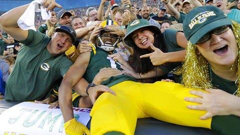 Trevor Davis, Packers wide receiver