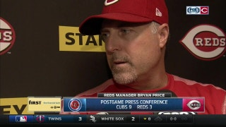 Bryan Price credits Reds' most recent call-ups for giving lift to exhausted bullpen