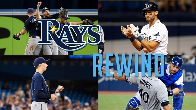 Tampa Bay Rays Rewind -- Aug. 14-20