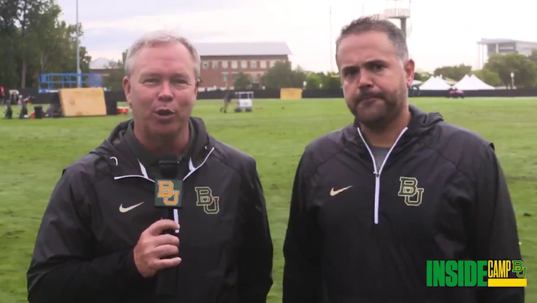 Baylor's Matt Rhule: 'We feel like special teams can win us a game or two each year'