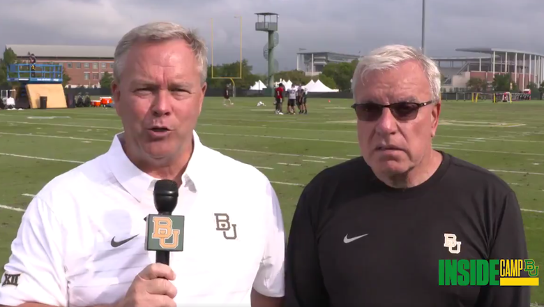 Baylor Bears Camp Update: Checking in on the offensive line