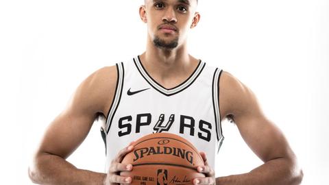 San Antonio Spurs Unveil New Nike Uniforms