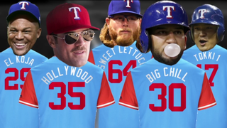 Rangers Get Nicknames Ready For MLB Players Weekend | The Dose