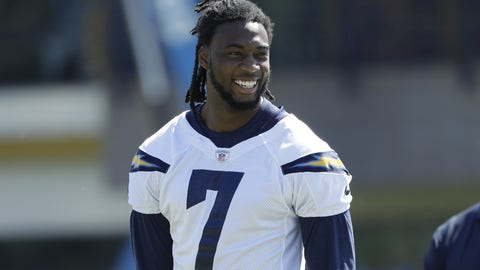 Mike Williams, Chargers, Targeting October Return from Back Injury