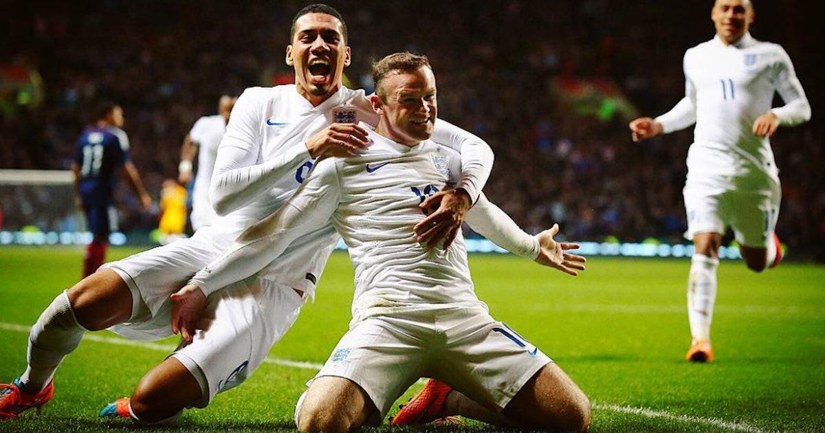 Wayne Rooney retires from international soccer   FOX Sports