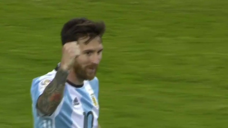 Argentina and Uruguay set for World Cup Qualifying showdown