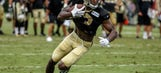 Saints' Thomas primed to thrive in Colston's former role
