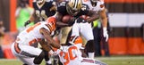 PHOTOS: New Orleans Saints vs. Cleveland Browns