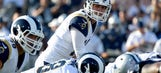 Goff drives Rams down the field early and the defense holds on late against the Cowboys in first preseason game