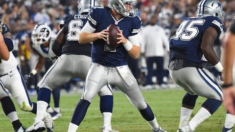 NFL: Dallas Cowboys at Los Angeles Rams