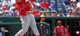 Trout busts out of slump with huge 4-for-4 game
