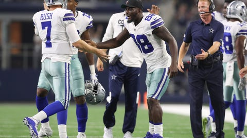 NFL: Indianapolis Colts at Dallas Cowboys