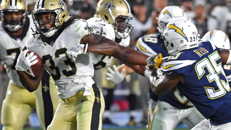 Saints top Chargers 13-7 as Brees, Rivers are both held out