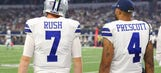 Rush to judgment: Cowboys QB could be surging to backup role