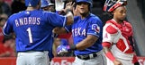 Rangers look to take second straight tonight vs. Angels