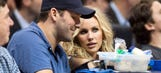 Tony Romo and wife Candice welcome third baby boy