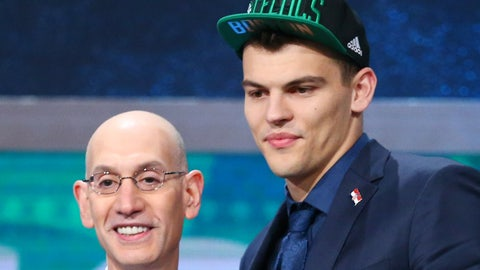 Ante Zizic to the Cavs