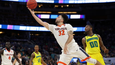 Spurs sign former UVA point guard Perrantes