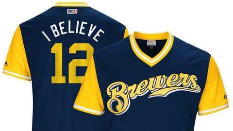 10. Steven Vogt: I Believe
