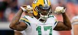 WR Davante Adams returns to Packers practice
