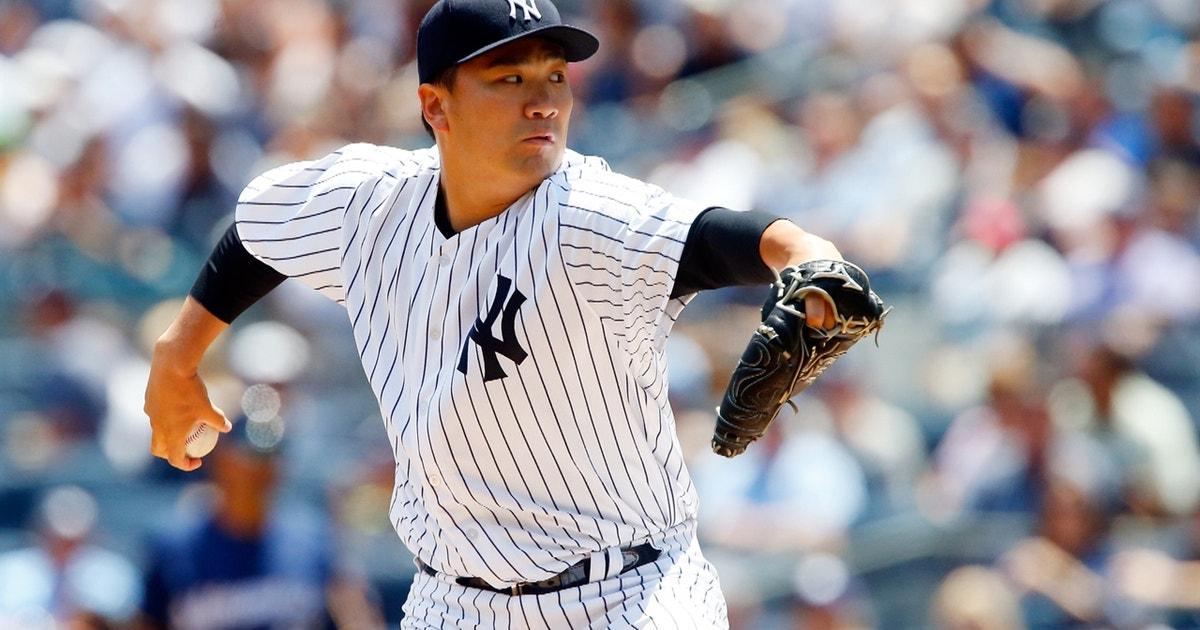 Masahiro Tanaka is key for the New York Yankees' playoff push   FOX Sports