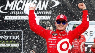 Winner's Weekend: Kyle Larson takes us inside his win at Michigan International Speedway