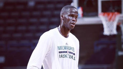 Thon Maker, Bucks forward