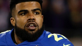 Gottleib reacts to Cowboys RB Ezekiel Elliott's six-game suspension
