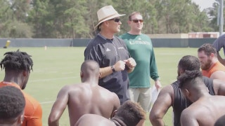 Mark Richt discusses relocating Hurricanes to Orlando due to Irma