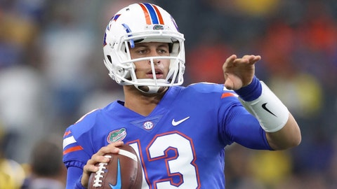 #24 Florida Gators (0-1)