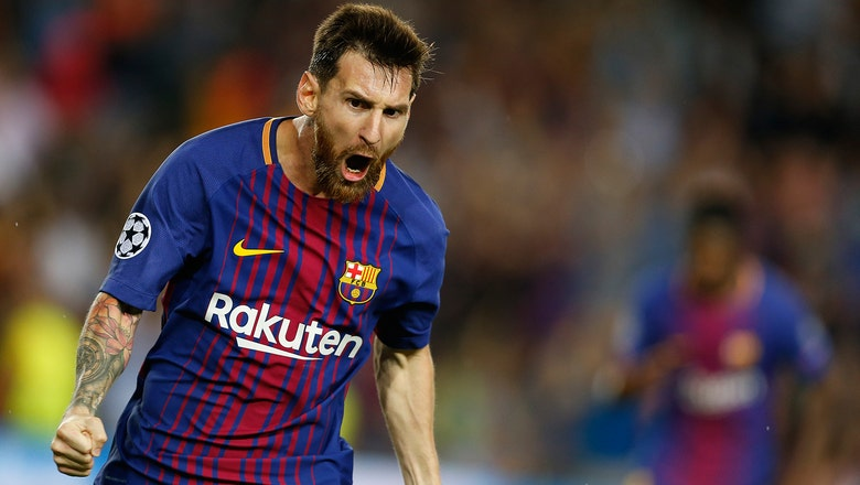 Lionel Messi leads Barcelona to important opening win vs. Juventus | Champions League Highlights