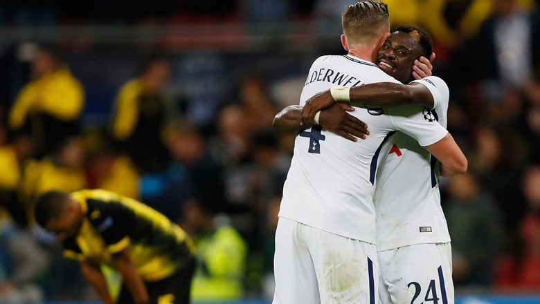 Tottenham take down Dortmund in confidence-boosting win at Wembley | Champions League Highlights