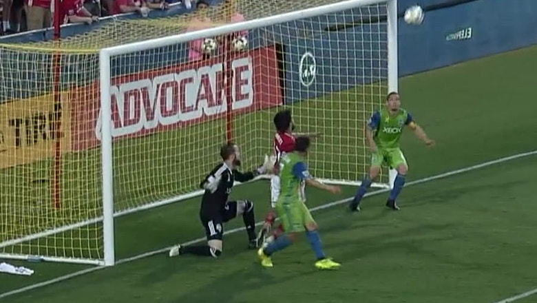 FC Dallas vs. Seattle Sounders FC | 2017 MLS Highlights
