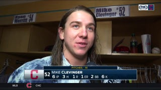 Mike Clevinger commanded bottom of zone & performed better vs, former team