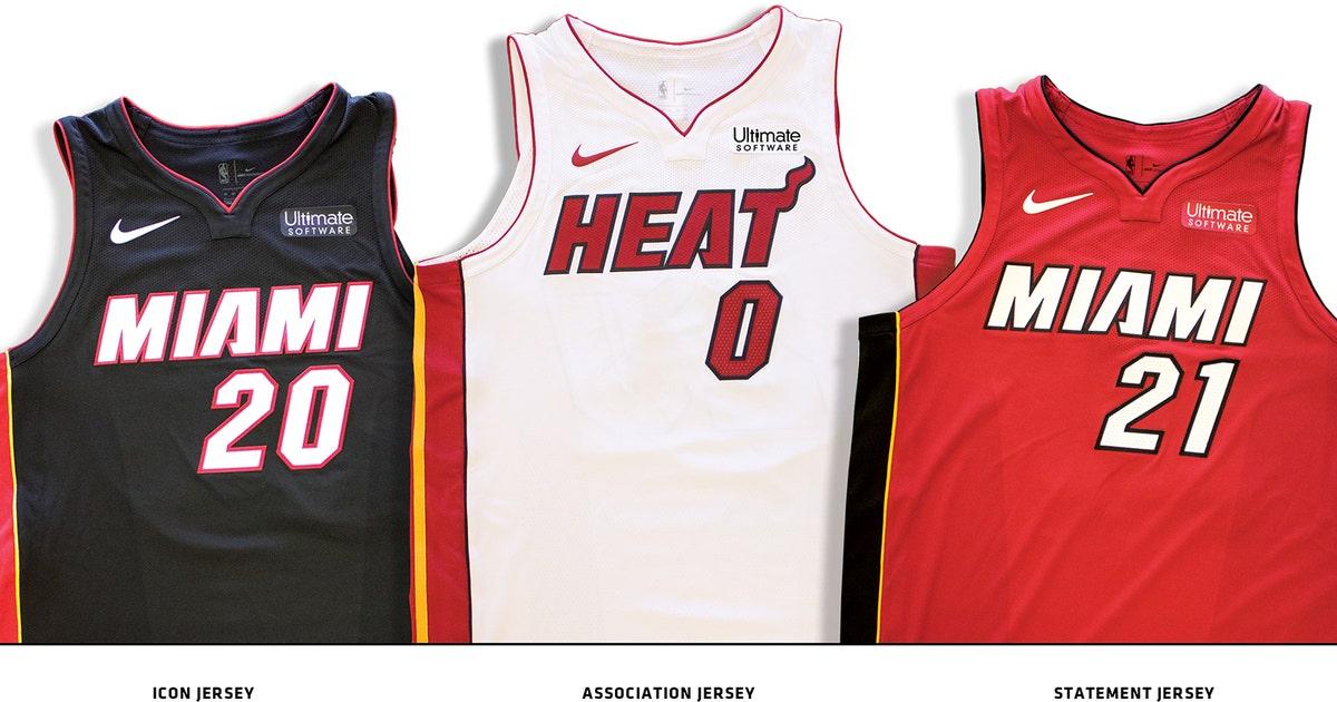 size 40 4bd3d 8f029 real miami heat jersey pics 53d7b 41633