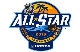 Lightning, NHL release logo for 2018 All-Star Game