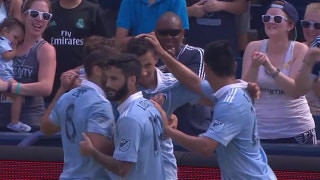 Sporting Kansas City vs. Los Angeles Galaxy | 2017 MLS Highlights