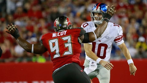 Giants vs. Bucs: 4 takeaways from Week 4 loss