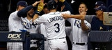 Rays complete shutout over Orioles high-powered offense