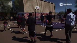 Suns rebuilding 50 courts to mark 50th anniversary season
