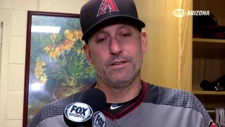 Lovullo: 'Offensively, we just couldn't play catch up'