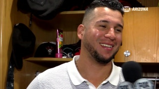 Peralta: 'Injury is a big word ... it's not an injury'