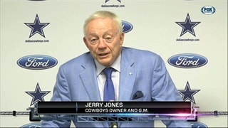 Jerry Jones: 'I've Never Been More Proud'