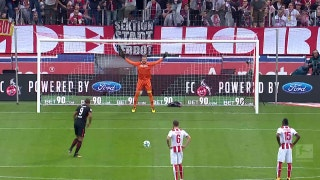 Köln remain in last place with loss to Frankfurt