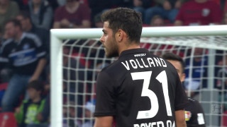Bayer Leverkusen vs. Hamburg SV | 2017-18 Bundesliga Highlights