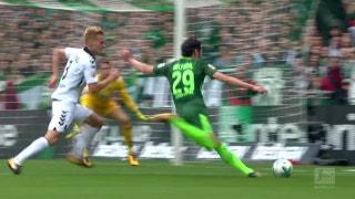 Werder Bremen vs. SC Freiburg | 2017-18 Bundesliga Highlights