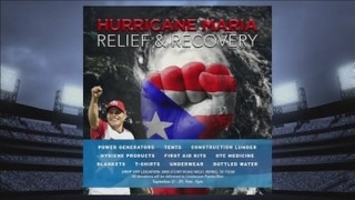 Hurricane Maria Relief & Recovery | Rangers Live